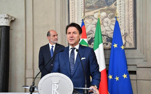 Italy's prime minister under pressure to pull plug on frail government alliance
