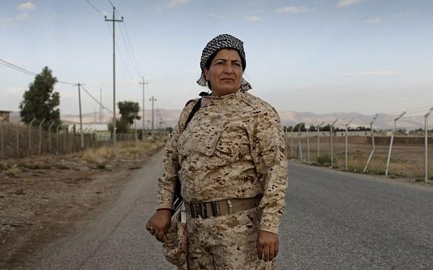 Meet the Kurdish women fighting the Islamic State