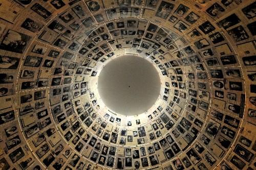 17 haunting Holocaust memorials