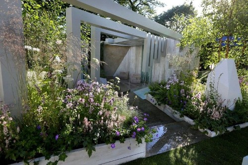Hampton Court Palace Flower Show 2014: the gardens - Telegraph