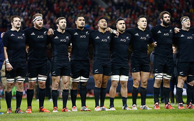 Rugby Union anthems are by and large a bizarre exercise in utter pointlessness