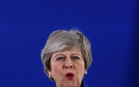 'Theresa May is holding the country to ransom'- Telegraph readers on this week's top stories