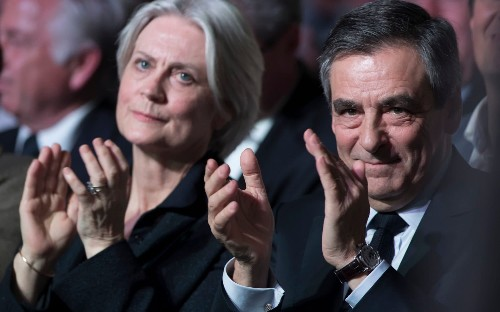Former French premier, François Fillon and British wife to stand trial accused of embezzlement