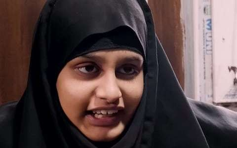 Isil bride Shamima Begum 'considering challenging' Home Office decision to revoke her British citizenship
