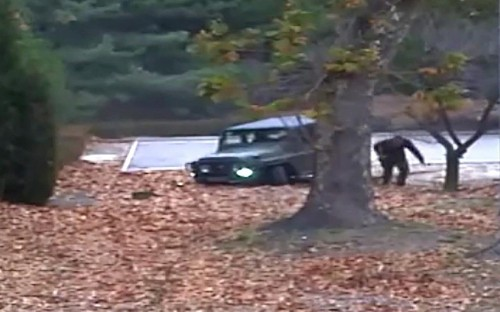 South Korea bombards North with propaganda about defector