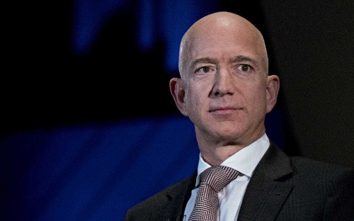 Bezos' intimate photos and texts 'bought' by tabloid