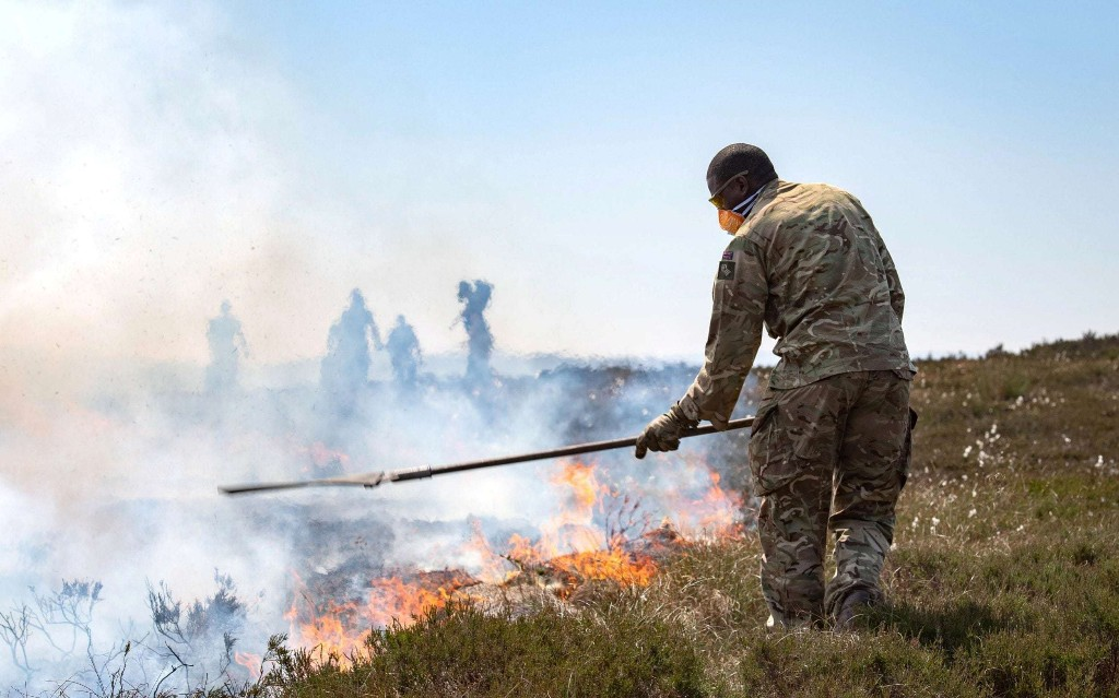Pennines fires could have caused economic hit of £21m, study suggests