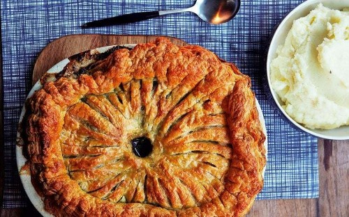 Delicious savoury pie recipes to make at home for National Pie Day