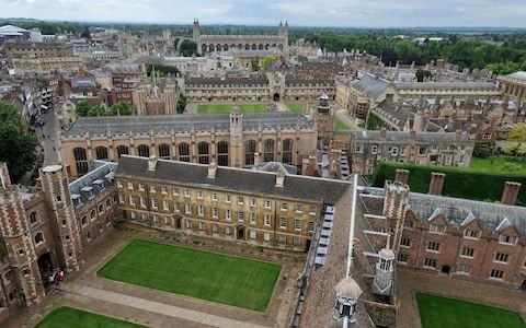 Oxford and Cambridge need new colleges
