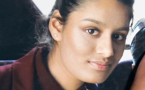 Isil bride Shamima Begum has British citizenship revoked by Home Office