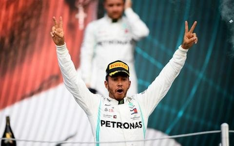 Mexican Grand Prix: How Lewis Hamilton's 'impossible' stint and Ferrari errors gave Mercedes an unlikely win