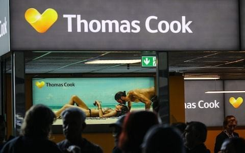 Thomas Cook collapse misery across Europe as stranded Britons wait for repatriation