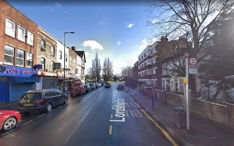 Woman in critical condition after shooting in north London