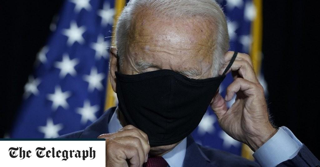 Is Joe Biden, an ailing buffoon, really the best the Democrats can do?