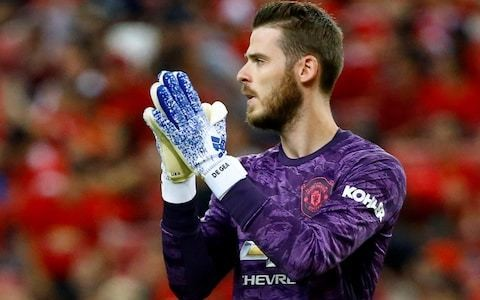 David De Gea wants Manchester United captaincy after committing his long-term future to the club