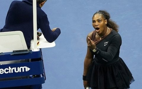 Serena Williams is not just a bad loser – her dominance of tennis is over