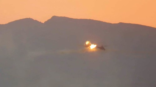 Two Russian helicopter pilots shot down, killed in Syria by Isil militants