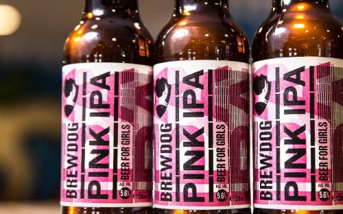 BrewDog has launched Pink IPA 'for girls': why not try one of these top beers brewed by women instead?