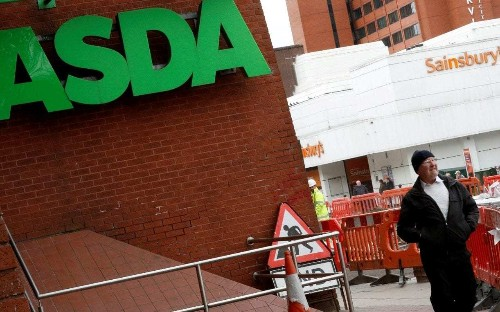 Walmart weighs options over future of Asda