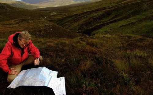 Mapping magical memories - you can't do that with a sat nav