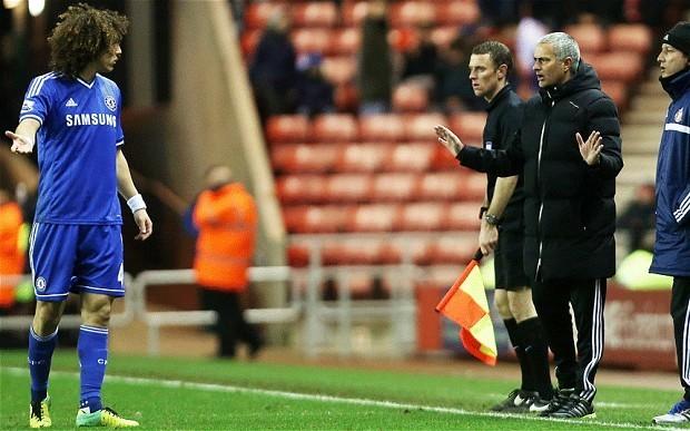 Jose Mourinho insists Chelsea will not miss David Luiz after his £50 million move to Paris St-Germain