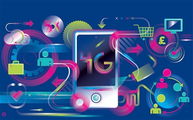4G revolution will boost small firms