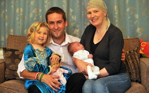 Cancer in pregnancy: the uncertainty no mother should have to face