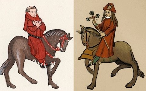 Chaucer: A European Life by Marion Turner, review: will the real Chaucer please stand up?