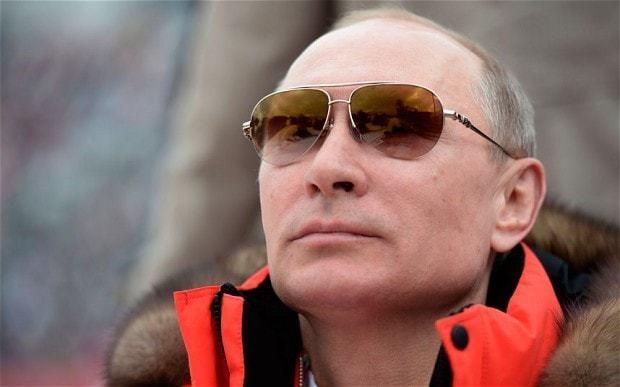 Paranoia leads Vladimir Putin to the point of no return