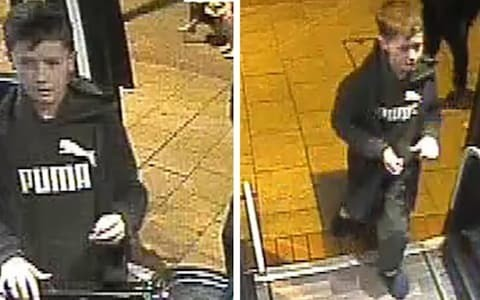Appeal over boy who boarded bus in 'distressed state' wearing pyjamas