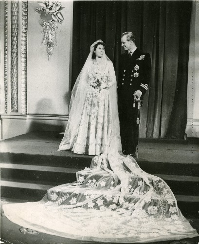 The most stylish and iconic celebrity wedding dresses in history