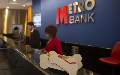 Boost for struggling Metro Bank as it tops watchdog's poll for customer service