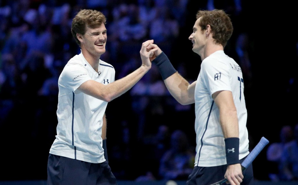 Andy Murray to return to action in televised 'Battle of the Brits'