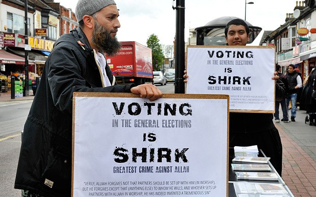 Extremists order east London Muslims to boycott election vote in Tower Hamlets