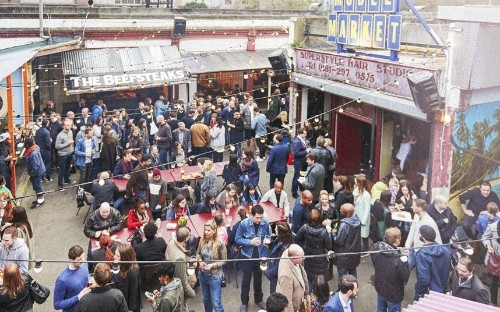 The UK's best street food markets