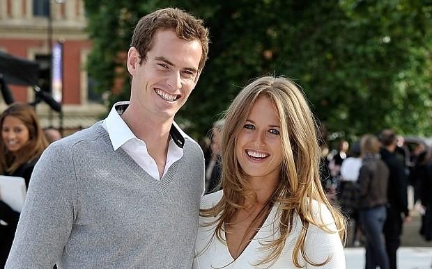 Andy Murray's wife Kim Sears has strapping 8lbs 10oz girl