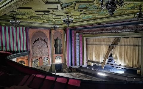 Inside Britain's most beautiful theatres – and the battle to save them from ruin