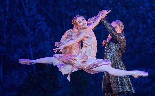 My Day on a Plate: Ksenia Ovsyanick, ballerina