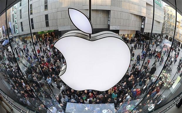 Apple launches biggest ever tech bond in Australia