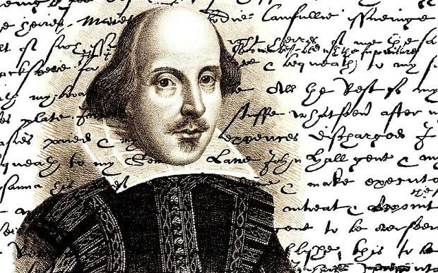 Shakespeare read in Elizabethan accent reveals 'puns, jokes and rhymes'