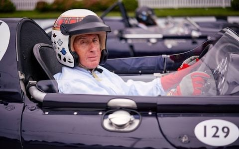 Goodwood Festival of Speed 2019 to celebrate the career of Sir Jackie Stewart