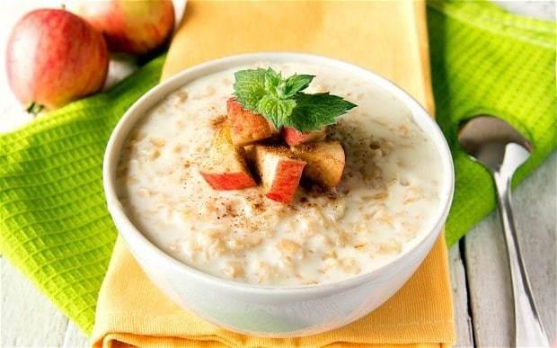 UK taste for porridge heats up sales at Rude Health