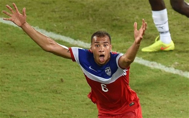 John Brooks: USA World Cup hero and 'greatest American since Abraham Lincoln'