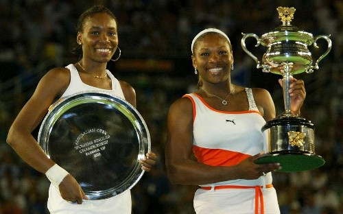 Tennis podcast: Same place, 14 years later, Venus and Serena Williams meet again
