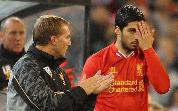 Luis Suarez's Liverpool to Arsenal transfer case could end up in a Premier League arbitration hearing