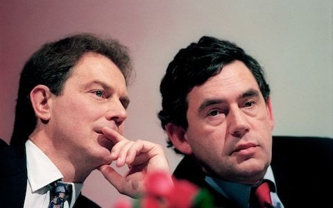 Labour heartlands that spawned Blair and Brown are seized from party