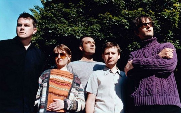 Common People by Pulp voted best Britpop anthem