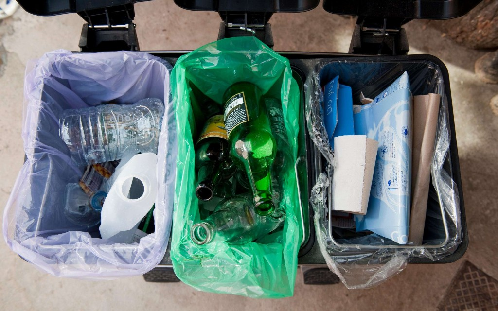 Councils told to prioritise black bag bin collections ahead of recycling during coronavirus crisis