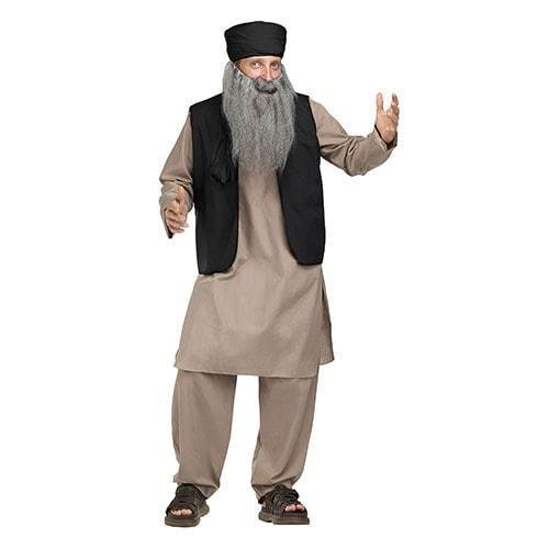 """Walmart pulls """"Pashtun Papa"""" Halloween costume after being accused of racism"""