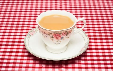 Three cups of tea a day could slash risk of Alzheimer's